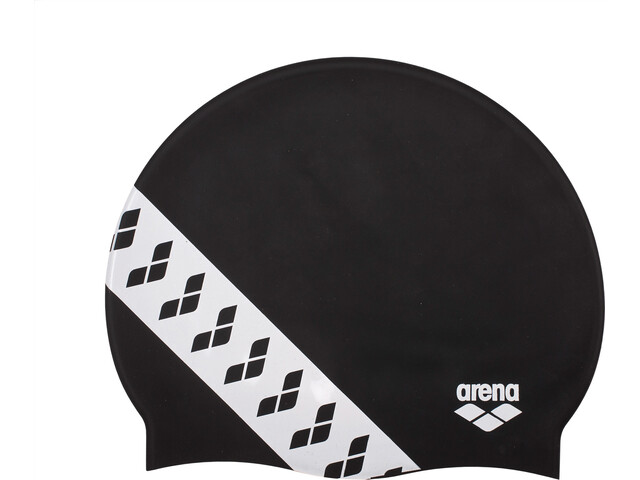 arena Team Stripe Pet, zwart